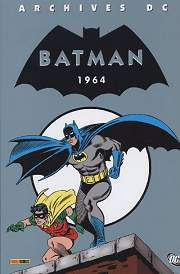 Acc�der � la BD Batman (Archives DC)