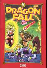 BD Dragon Fall - Touche Pas à Mes Boules !