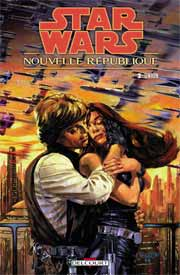 BD Star Wars - Nouvelle r�publique - Union