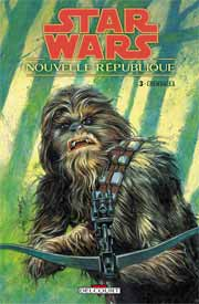 BD Star Wars - Nouvelle république - Chewbacca
