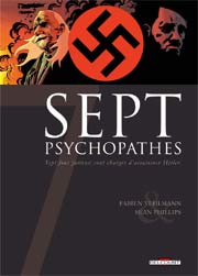 Acc�der � la BD Sept psychopathes