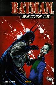 BD Batman - Secrets