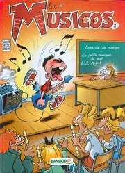 BD Les Musicos (Rob, Wed & c°) - Les Musicos, tome 1