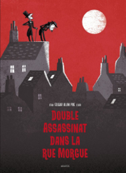 BD Double assassinat dans la rue Morgue