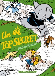 BD Un été top secret
