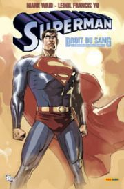 BD Superman - Les Origines (Droit du Sang) - Superman - Droit du Sang