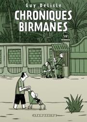 Acc�dez � la BD Chroniques Birmanes