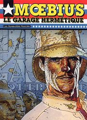 BD Le Garage hermétique (Major Fatal)