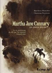 Acc�der � la BD Martha Jane Cannary