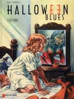 BD Halloween Blues - Lettres Perdues