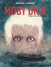 BD Moby Dick (Casterman)