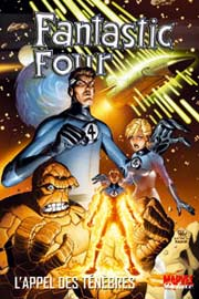 BD Fantastic Four (Marvel Deluxe)