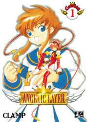 Acc�der � la BD Angelic Layer