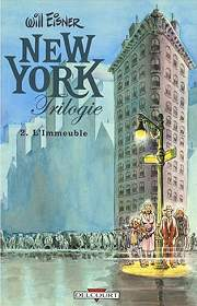 BD New York Trilogie (L'Immeuble) (Le Building)