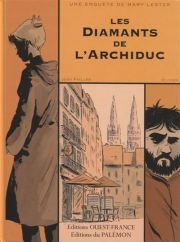 BD Les Diamants de l'Archiduc