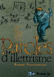 BD Paroles d'illettrisme