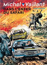 BD Michel Vaillant - Dans l'enfer du safari