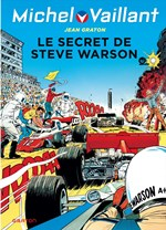 BD Michel Vaillant - Le Secret de Steve Warson