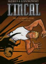 BD L'Incal - La Cinquieme Essence : galaxie qui songe
