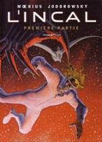 BD L'Incal - Int�grale premi�re partie