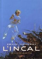 BD L'Incal - Int�grale seconde partie
