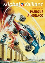 BD Michel Vaillant - Panique à Monaco