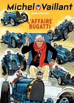 BD Michel Vaillant - L'Affaire Bugatti