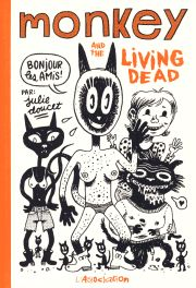 BD Monkey and the Living Dead