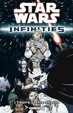 BD Star Wars - Infinities - L'Empire contre-attaque