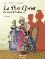 BD Le P�re Goriot d'Honor� de Balzac
