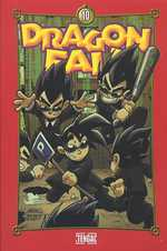 BD Dragon Fall - Dragon Fall, tome 10