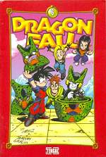 BD Dragon Fall - Branlée cybernétique