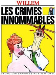 BD Les Crimes innommables