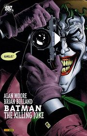 Acc�der � la BD Batman - The Killing Joke (Rire et Mourir/Souriez !)