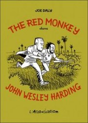 BD The Red Monkey dans John Wesley Harding
