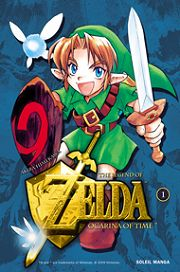 BD The Legend of Zelda - Ocarina of time