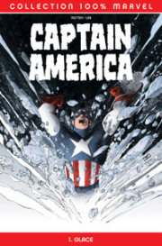 BD Captain America - Glace