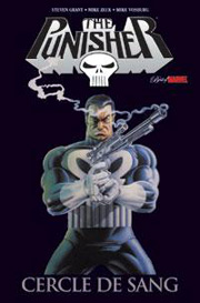 BD The Punisher - Cercle de sang