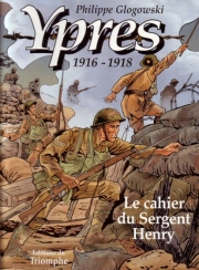 BD Ypres, 1916-1918 (Le Cahier)