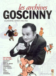 BD Les Archives Goscinny - Le journal Tintin 1956-1961