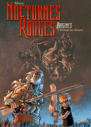 BD Nocturnes rouges - Origines