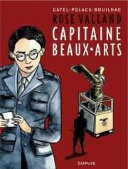 BD Rose Valland, capitaine Beaux-Arts