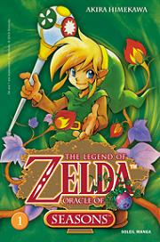 BD The Legend of Zelda - Oracle of Seasons/Ages