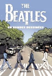 BD The Beatles en bandes dessinées