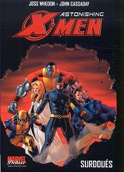 Accéder à la BD Astonishing X-Men
