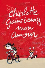 BD Charlotte Gainsbourg mon amour