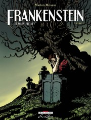 Acc�der � la BD Frankenstein de Mary Shelley