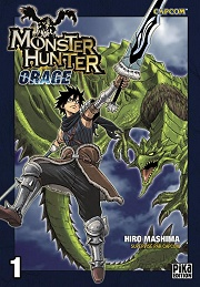BD Monster Hunter Orage
