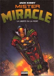 BD Mister Miracle