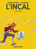 BD L'Incal - L'incal - Int�grale remasteris�e